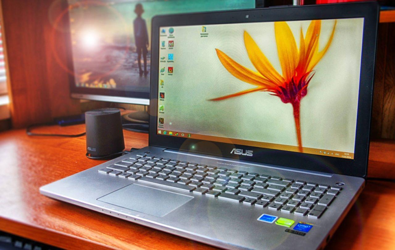 Лучшие ноутбуки ASUS